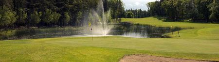 Overview of golf course named Portumna Golf Club