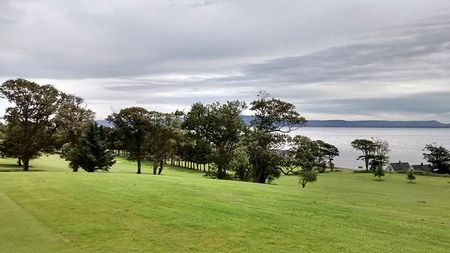 Redcastle golf club cover picture