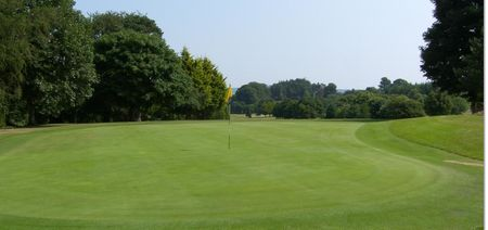Abbeyfeale golf course cover picture