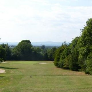 Abbeyleix golf club cover picture