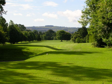 Overview of golf course named Ardee Golf Club