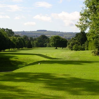 Ardee golf club cover picture