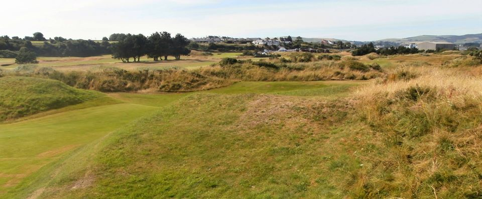 Overview of golf course named Arklow Golf Club