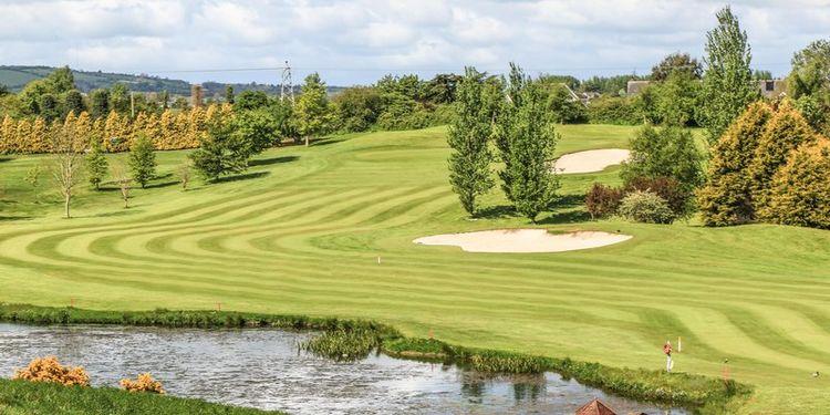 Balbriggan golf club cover picture