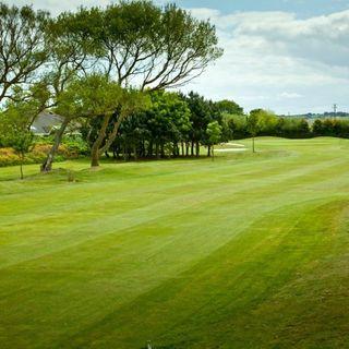 Balcarrick golf club cover picture