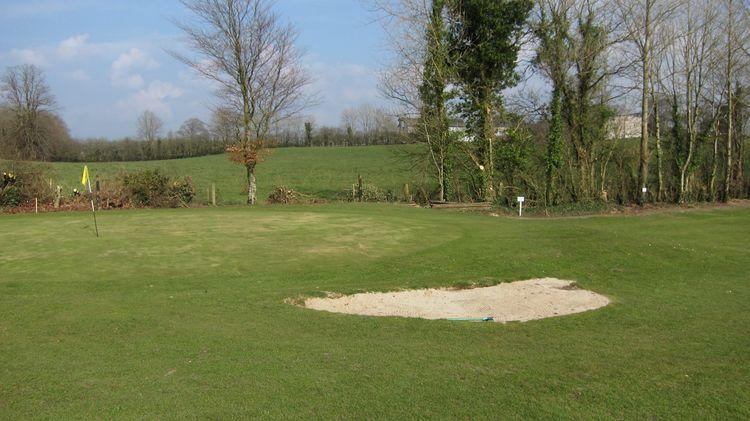 Balla golf club cover picture