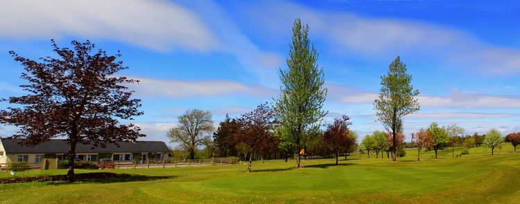Ballaghaderreen golf course cover picture