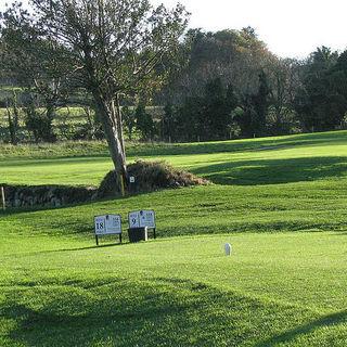 Ballinascorney golf club cover picture