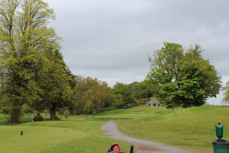 Overview of golf course named Ballinrobe Golf Club