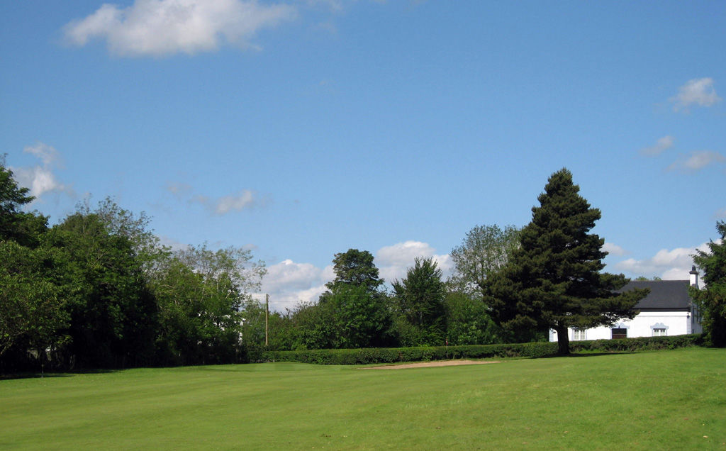Ballybofey and stranorlar golf club cover picture