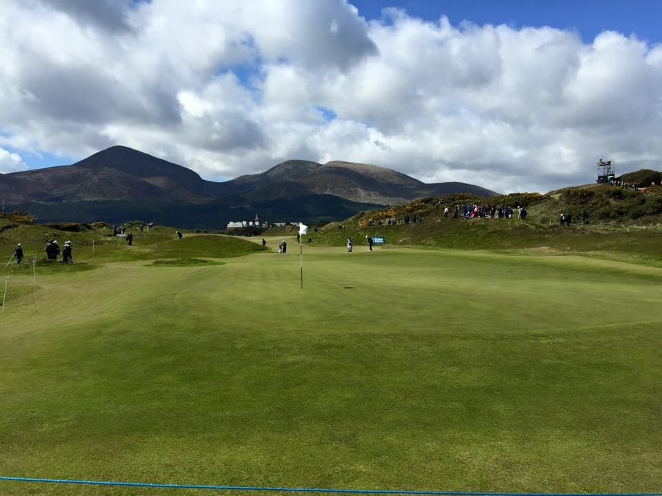 Ballyhaunis golf club cover picture