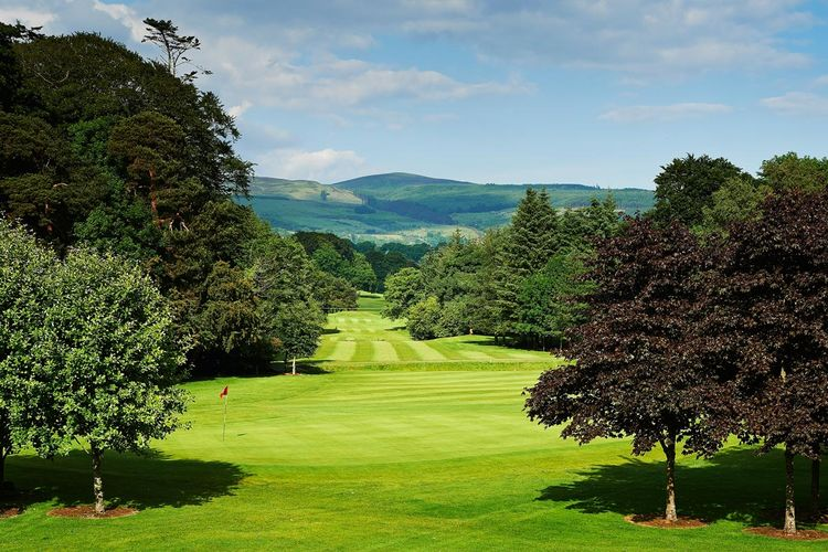 Ballymascanlon golf course cover picture