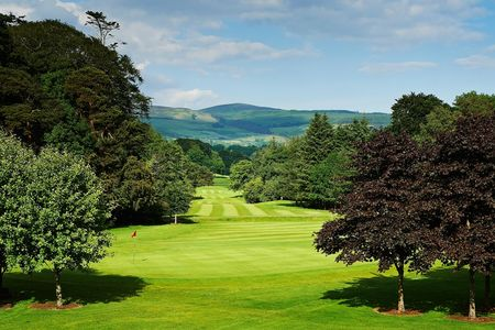 Overview of golf course named Ballymascanlon Golf Course