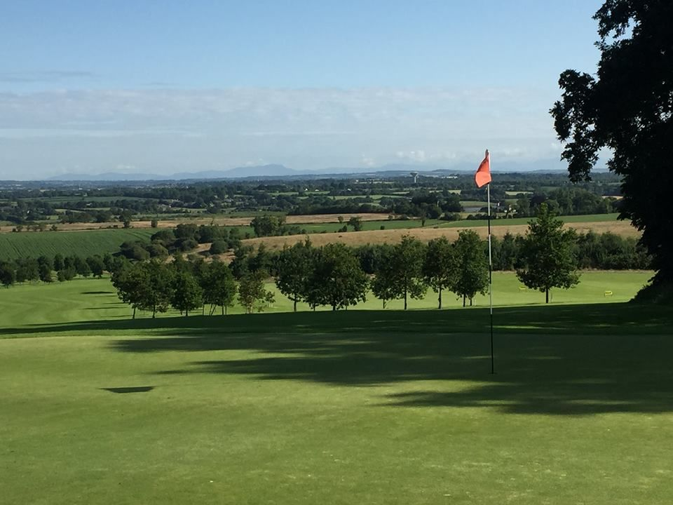 Bellewstown golf club cover picture