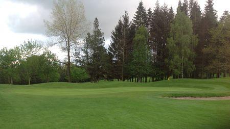 Borris golf club cover picture