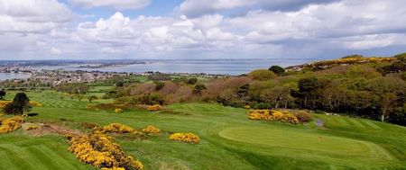 Overview of golf course named Howth Golf Club