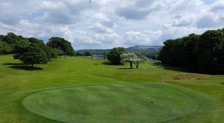 Kenmare golf club cover picture
