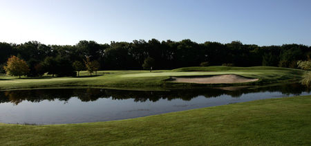 Overview of golf course named Killeen Golf Club