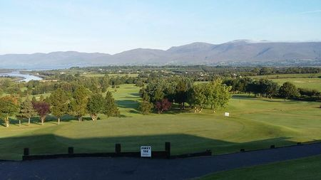 Overview of golf course named Killorglin Golf Club