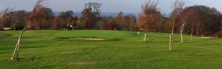 Kilmashogue Golf Club Cover Picture
