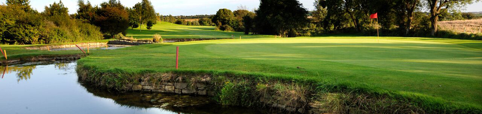 Overview of golf course named Kinsale Golf Club