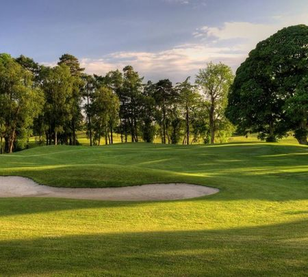 Knightsbrook golf club cover picture