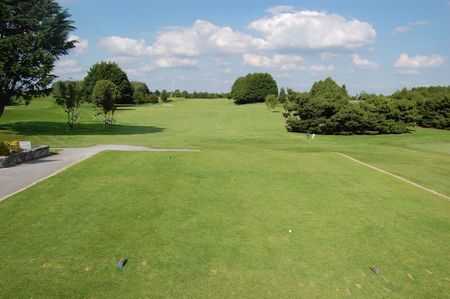 Overview of golf course named Loughrea Golf Club