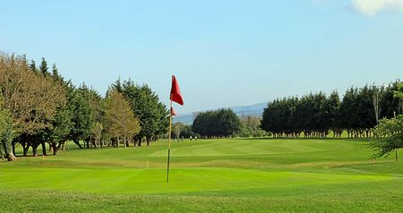 Overview of golf course named Lucan Golf Club