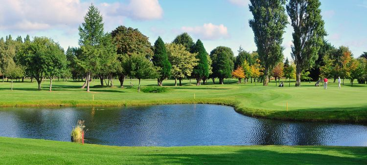 Milltown golf club cover picture
