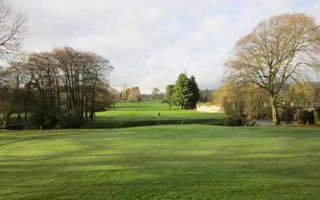 Overview of golf course named Mitchelstown Golf Club