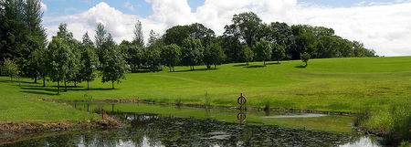 Mountrath golf club cover picture