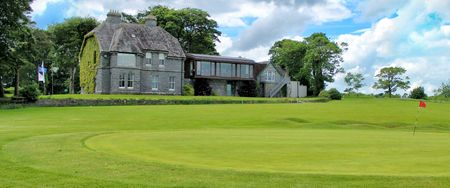 Newcastle west golf club cover picture