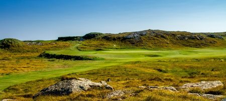 Overview of golf course named Connemara Championship Links