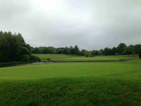 Corrstown golf club cover picture