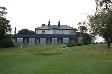 County Cavan Golf Club Cover Picture