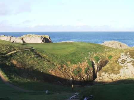 Cruit Island Golf Club Cover Picture