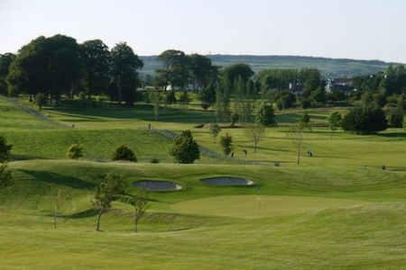 Dunmore demesne golf course cover picture