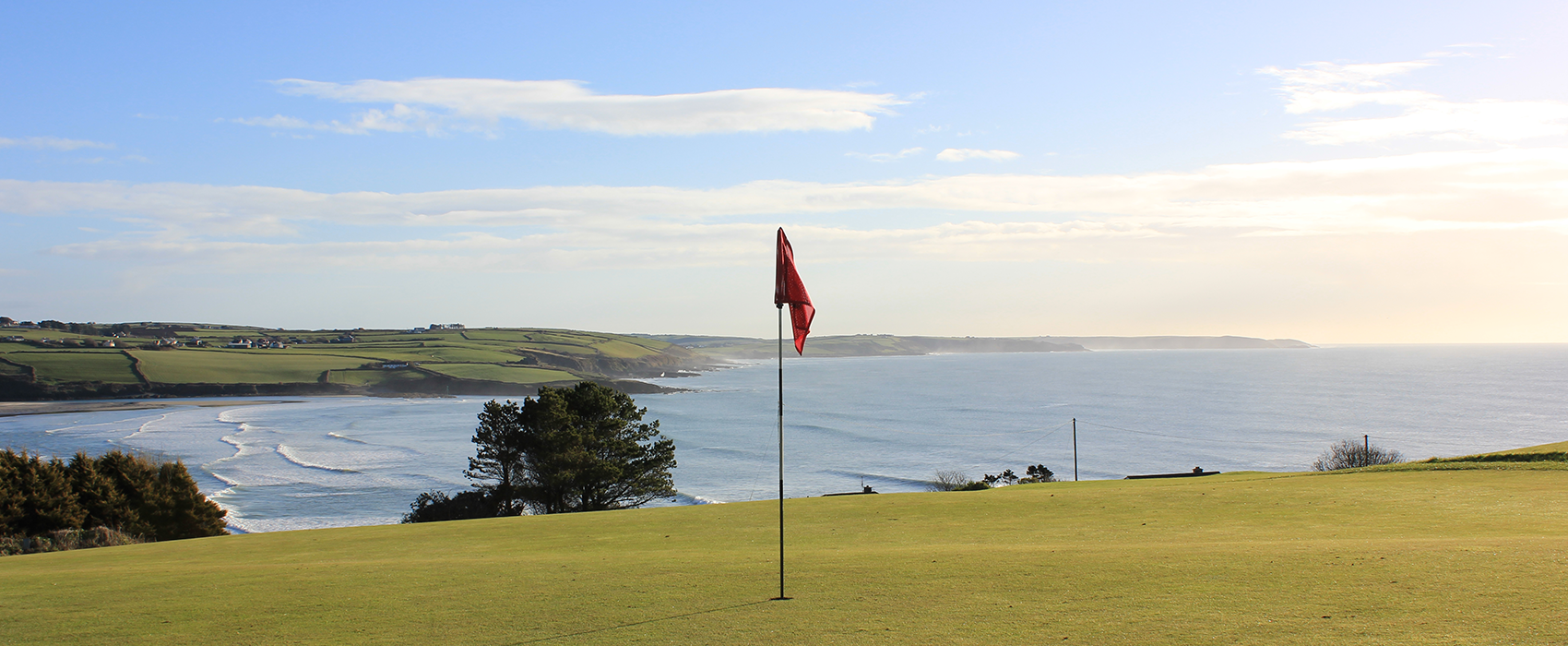 Overview of golf course named Dunmore Golf Club