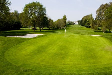 Overview of golf course named Elm Park Golf and Sports Club