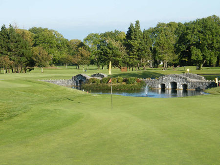 Castlebar golf club cover picture