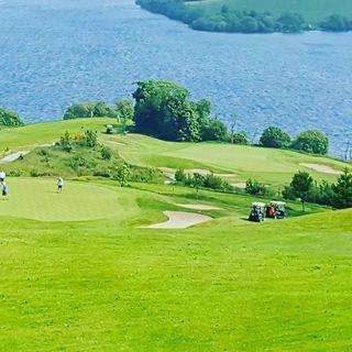 Castleblayney golf club cover picture