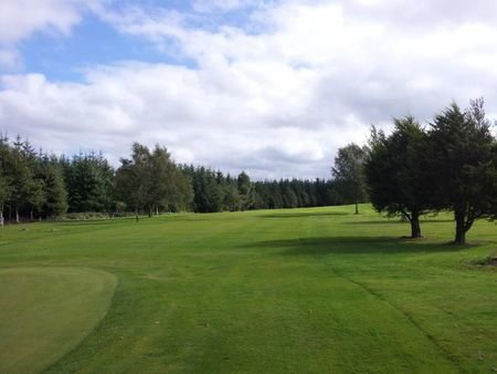 Castlerea golf club cover picture