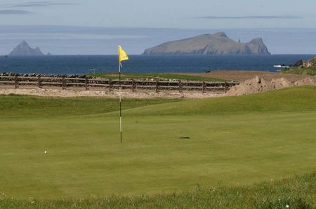 Overview of golf course named Ceann Sibeal Dingle Golf Club
