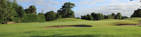 Overview of golf course named Celbridge Golf Club