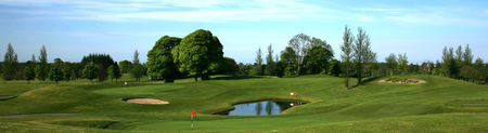 Claremorris golf club cover picture