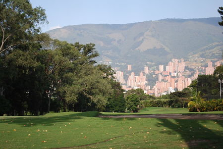 Overview of golf course named El Rodeo Sports Club - Macarena Course