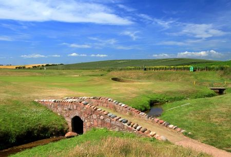 Overview of golf course named Ardeer Golf Club