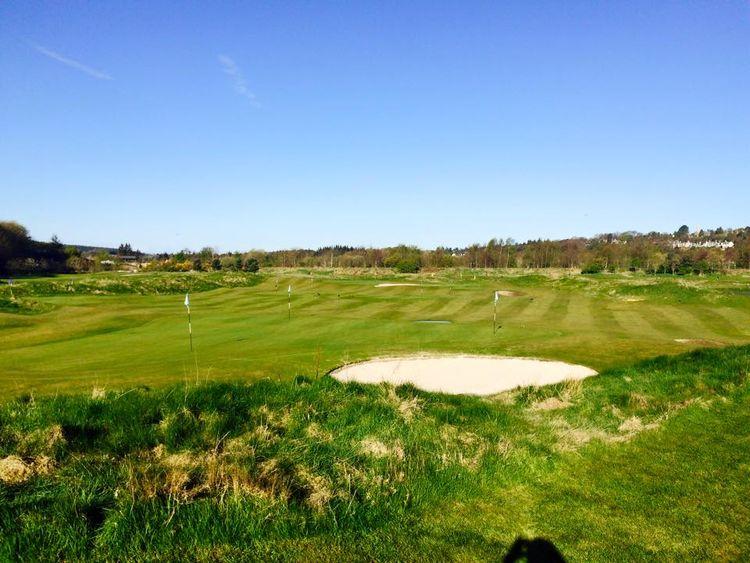 Aspire golf centre cover picture