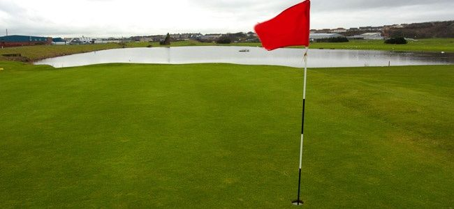 Auchencharvie golf club cover picture