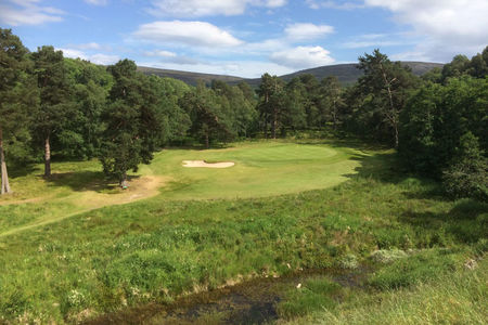 Ballindalloch Castle Golf Club Cover Picture